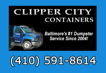 Dumpster Rental In Baltimore MD from Clipper City